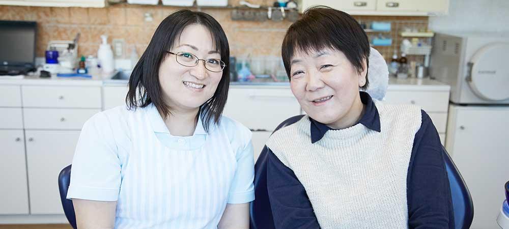 歯周病(歯槽膿漏・歯周炎)治療